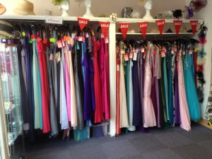Bridesmaids and Evening Sample Sale